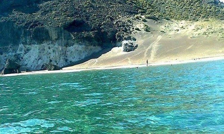 Playa del Barronal (Cabo de Gata)