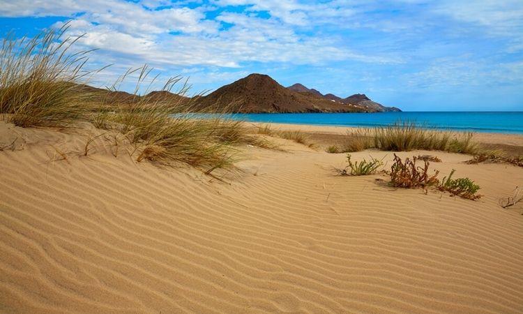 Los Genoveses Beach (Cabo de Gata)
