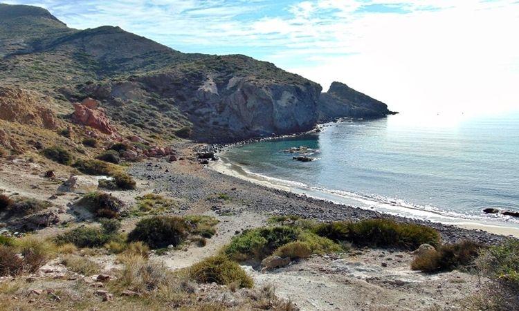 Cala Higuera (Cabo de Gata)