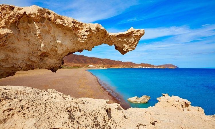 Playa del Arco (Cabo de Gata)