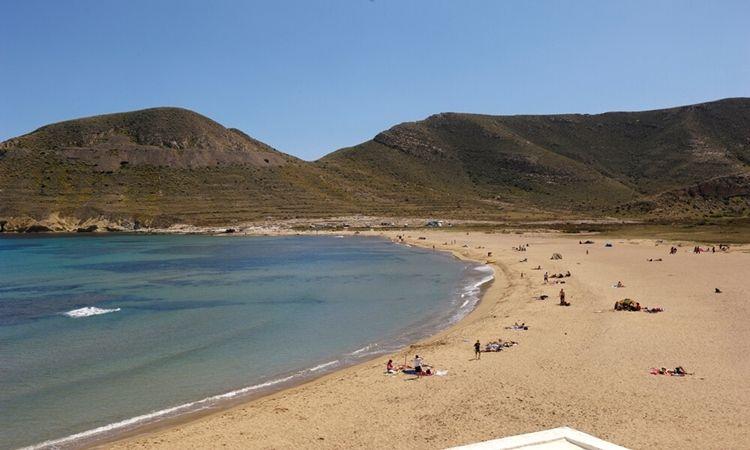 El Playazo de Rodalquilar (Cabo de Gata)