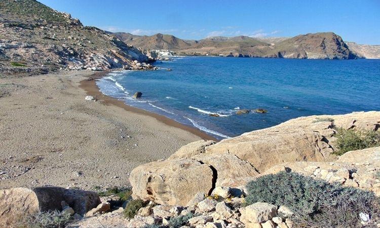 Cuervo Cove (Cabo de Gata)