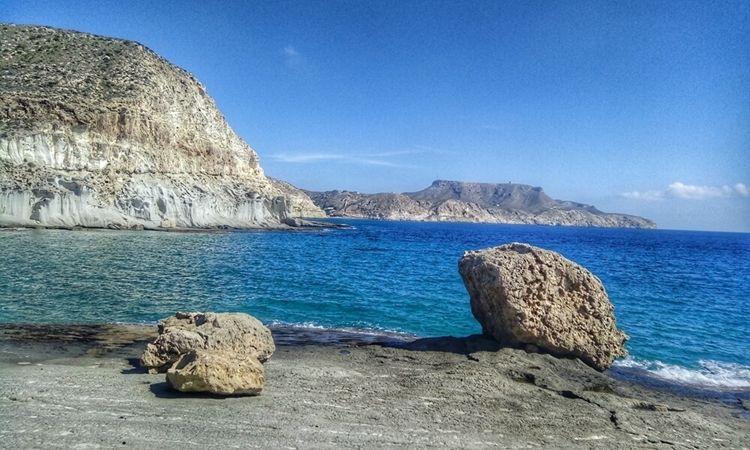 Enmedio Cove (Cabo de Gata)