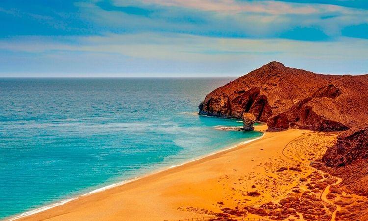 Los Muertos Beach (Cabo de Gata)