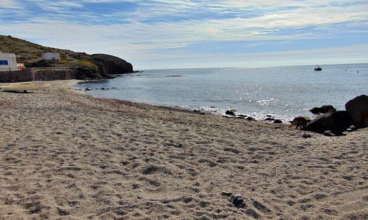 Los Barquicos Beach (Cabo de Gata)
