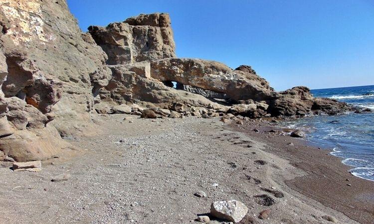 La Galera Cove (Cabo de Gata)
