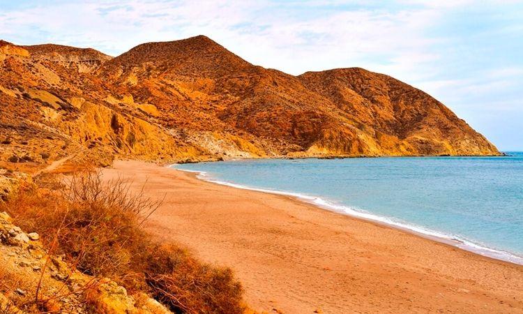 Playa del Algarrobico (Cabo de Gata)