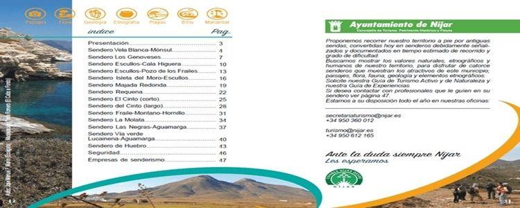 Guía de Senderos Cabo de Gata