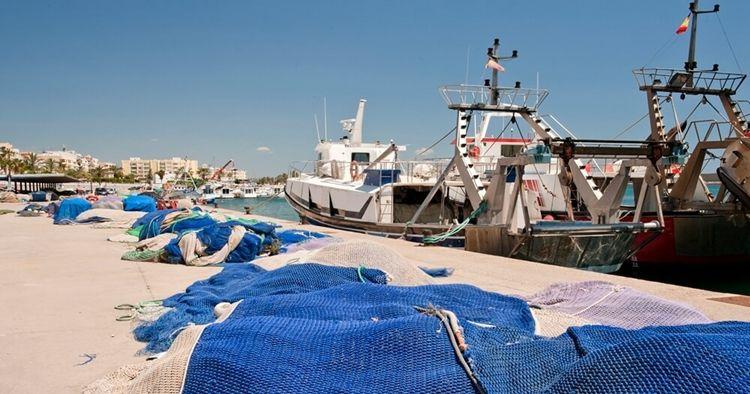 Puerto de Garrucha (Almería)