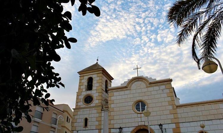 Iglesia de San Joaquín (Garrucha)