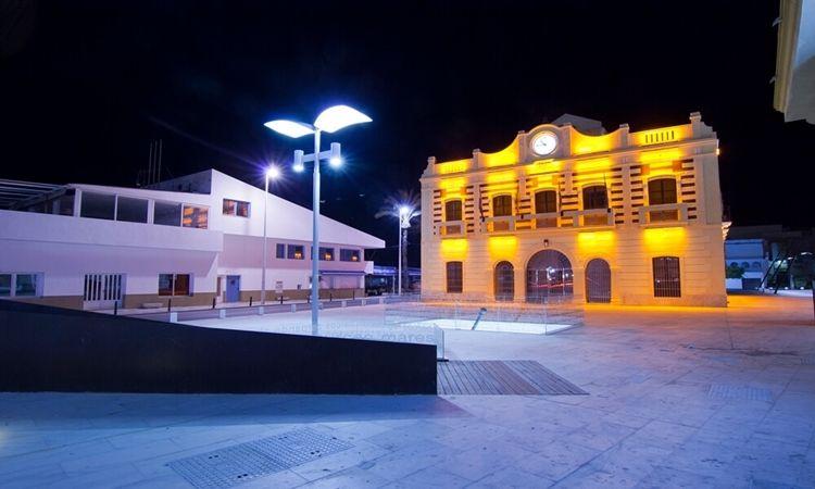 Plaza de Pedro Gea (Garrucha)