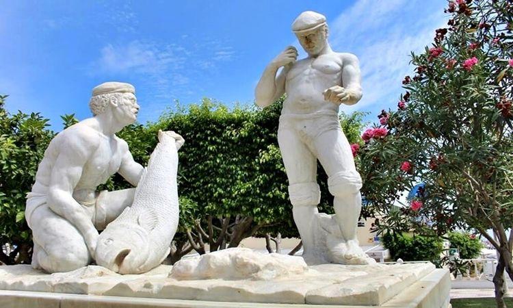 Monumento al pescador (Garrucha)