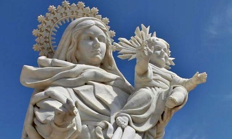 Monumento Virgen del Carmen (Garrucha)
