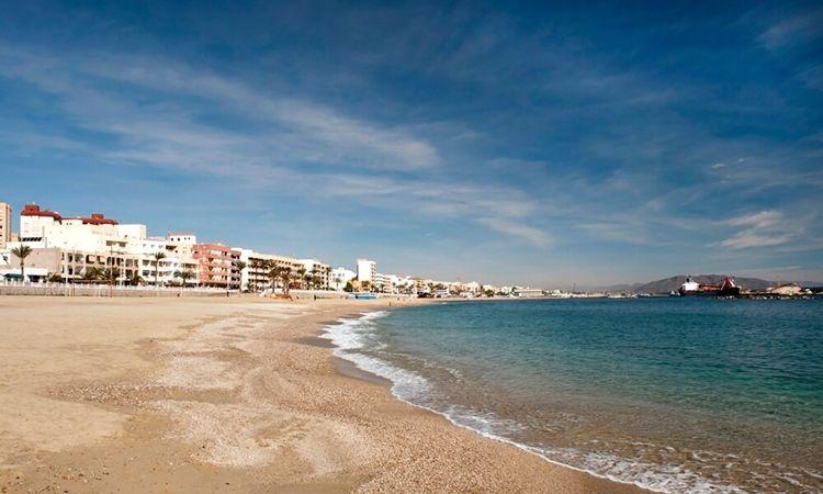 Playa de Garrucha