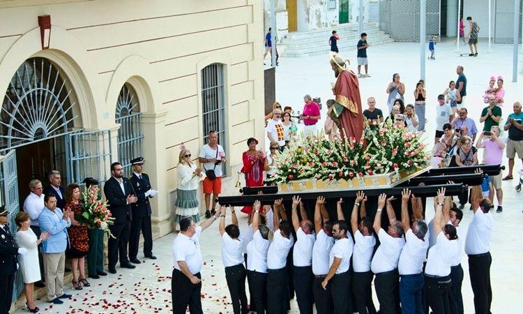 Saint Joaquin Fair (Garrucha - Almeria)