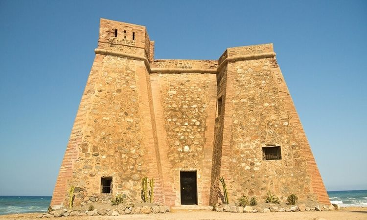 Castillo de Macenas (Mojácar)