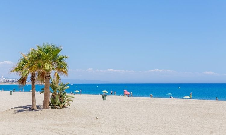Playa de la Venta del Bancal (Mojácar)