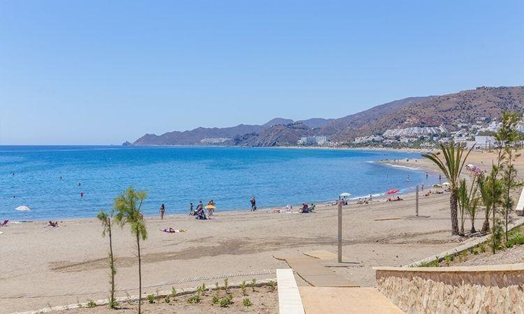 Playa del Lance Nuevo (Mojácar)