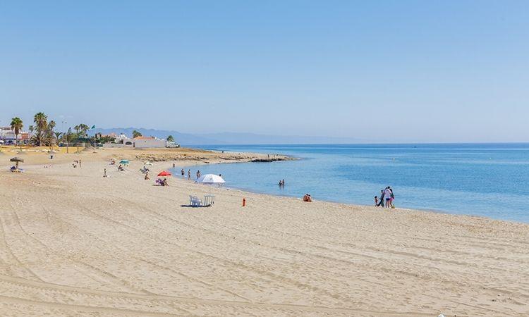 Playa del Descargador (Mojácar)