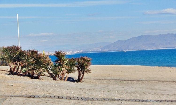 Playa del Palmeral (Mojácar)
