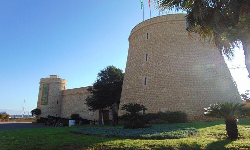 Santa Ana Castle (Roquetas de Mar)