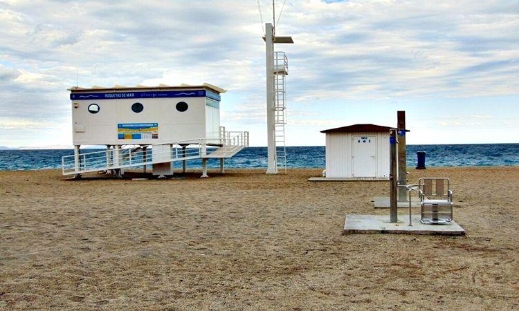 Playa de Las Salinas (Roquetas de Mar)