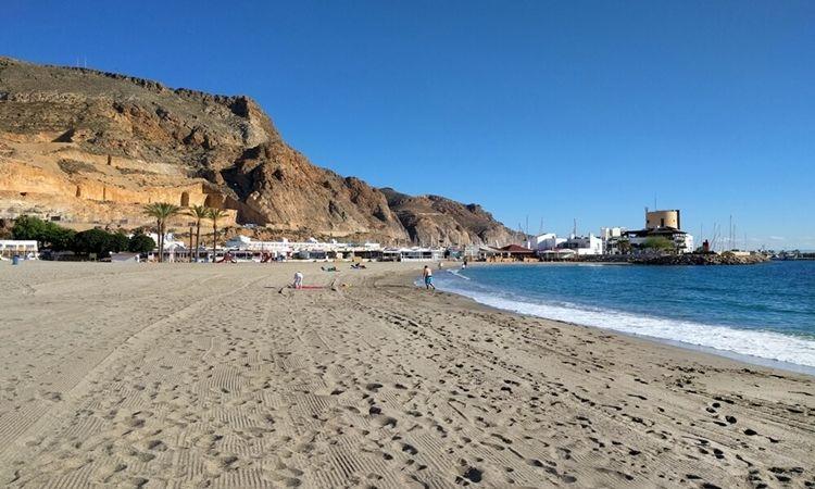 Aguadulce Beach (Roquetas de Mar)