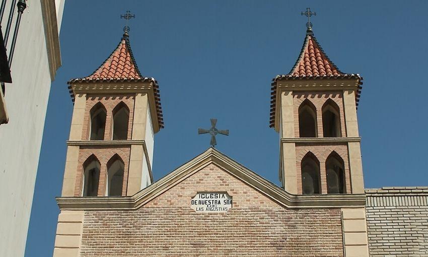 Ermita de la Virgen de Las Angustias (Vera)