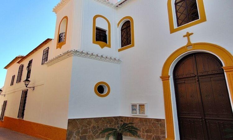 Iglesia de San Agustín (Vera)