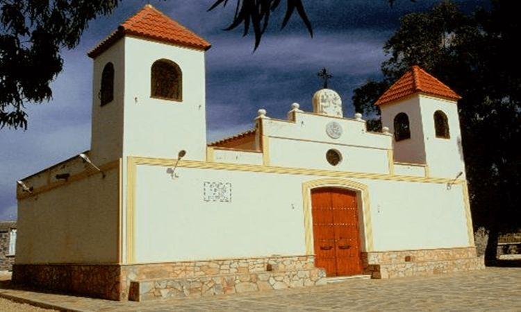 Ermita de la Virgen de las Huertas (Vera)