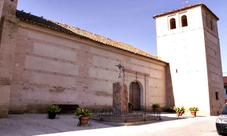 Iglesia Parroquial de Nuestra Señora de las Angustias (La Alquería - Adra)