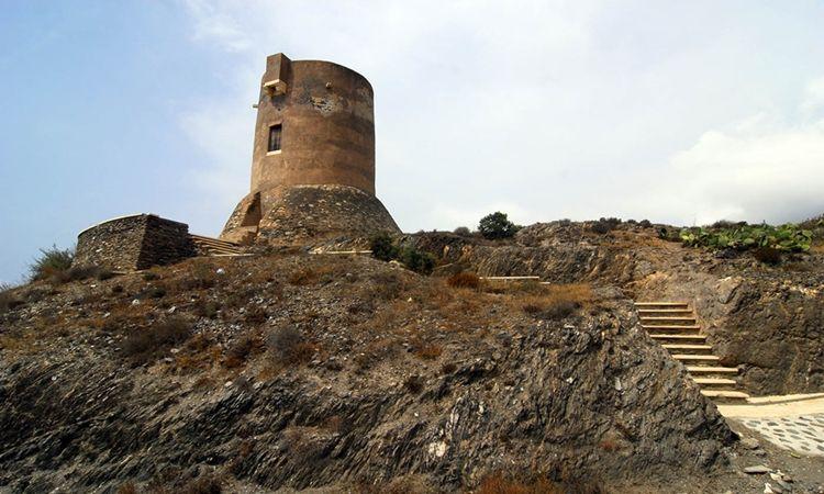 Watchtower of Guainos (Adra)