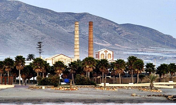 Fábrica azucarera (Adra)