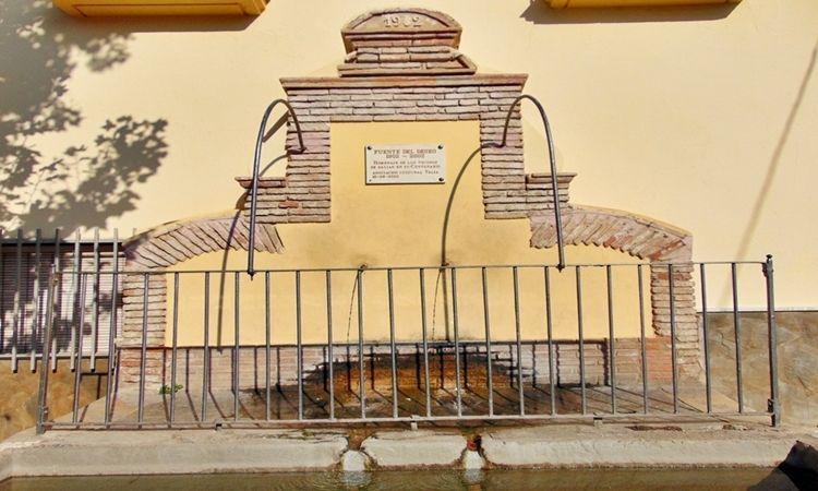 The Desire Fountain (Dalias)