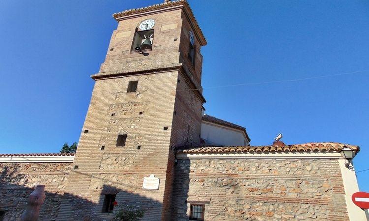 Iglesia de San Miguel Arcángel (Celín - Dalías)