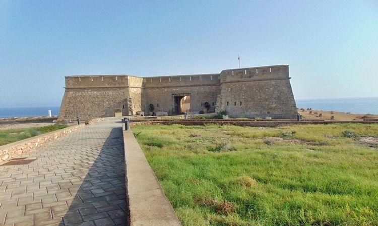 Guardias Viejas Castle (El Ejido)
