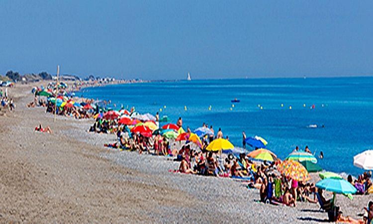 Playa de Balerma (El Ejido - Almería)