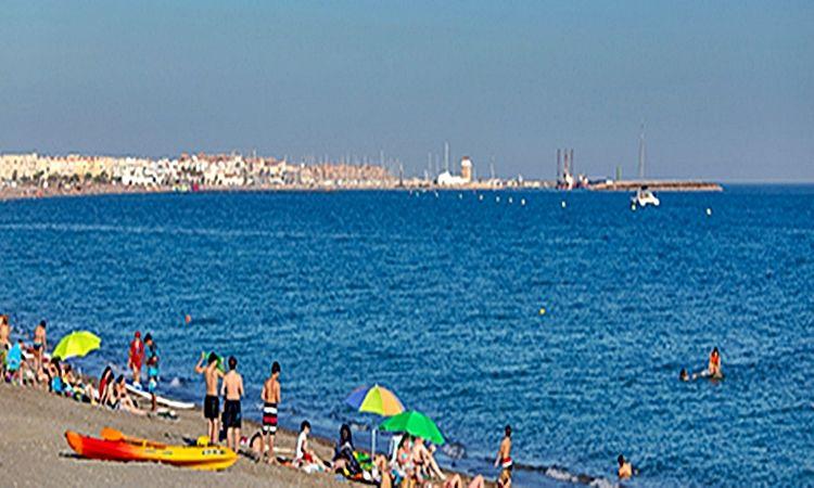 Playa de San Miguel (El Ejido - Almería)