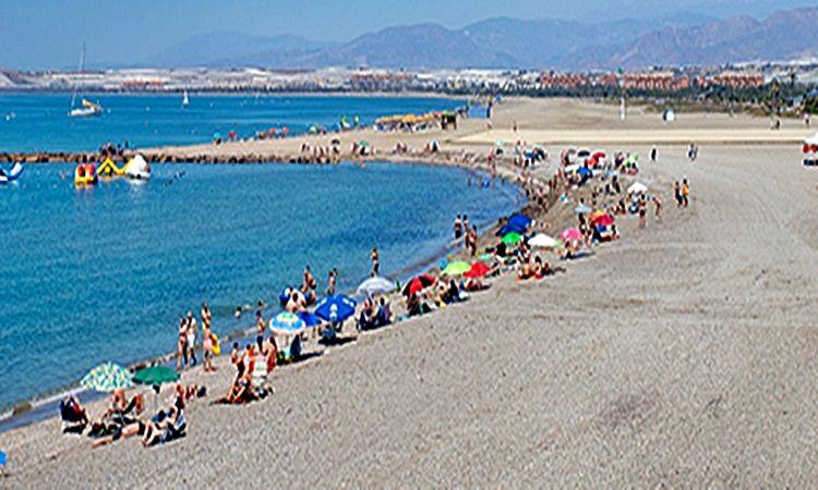 Playa de Poniente Almerimar (El Ejido - Almería)