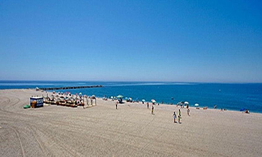 Playa de Levante Almerimar (El Ejido - Almería)