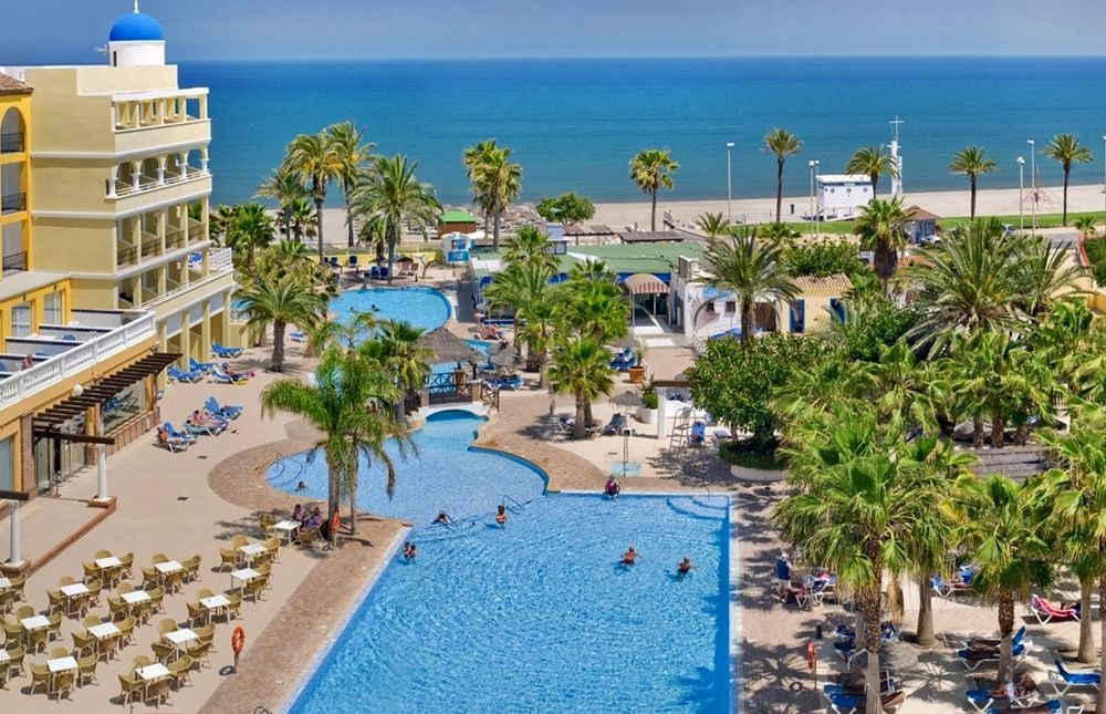 Mediterraneo Bay Hotel & Resort - Roquetas de Mar (Almería)