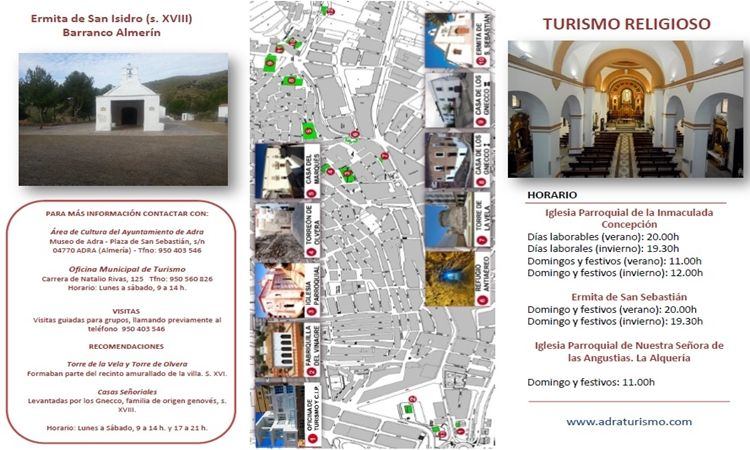 Ruta Turismo Religioso (Adra)