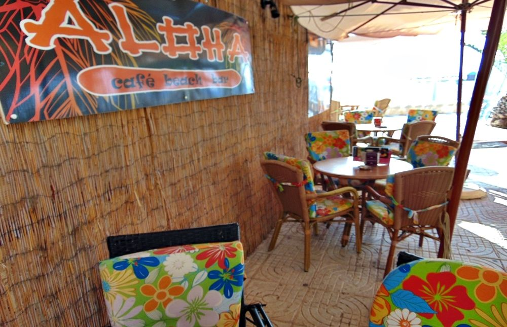 Aloha Beach Bar - Roquetas de Mar