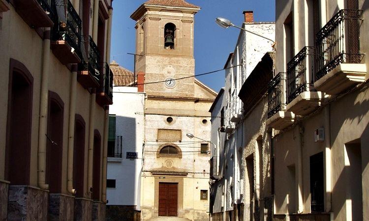 Iglesia de San Juan Evangelista (Alhabia)