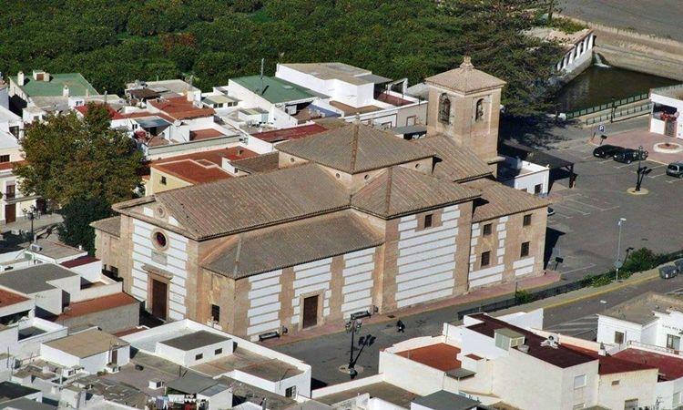 Iglesia San Juan Bautista (Alboloduy - Almería)
