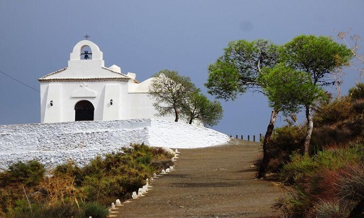Ermita Santo Cristo (Alboloduy - Almería)
