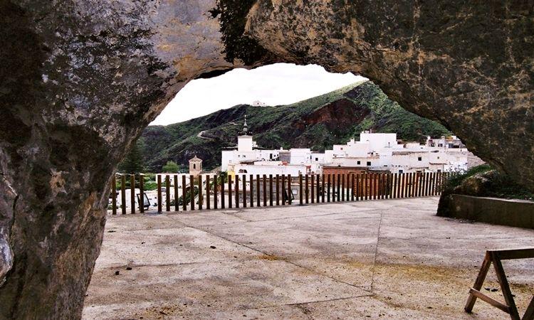 Mirador El peñón del Moro (Alboloduy - Almería)