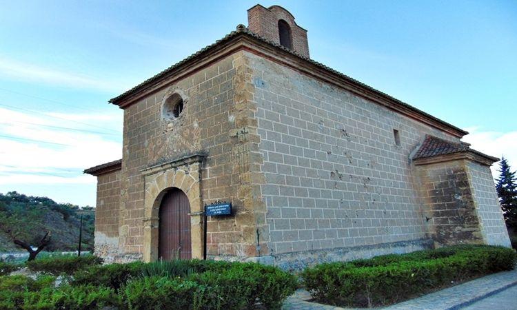 Ermita de San Sebastián y San Ildefonso (Alcolea - Almería)