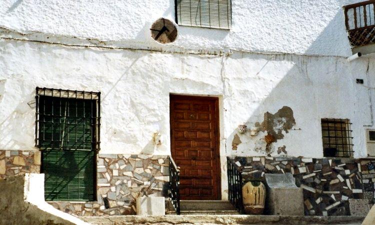 Reloj de sol (Alhabia - Almería)