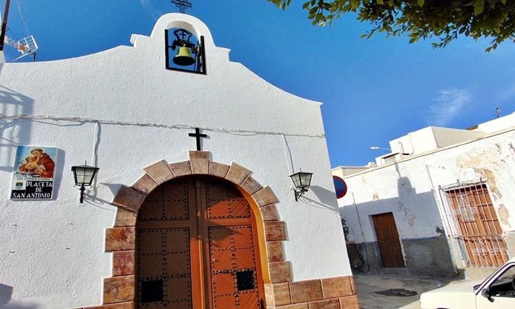 Ermita de San Antonio de Padua (Alhama de Almería)